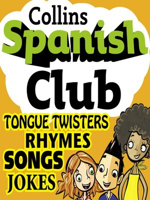 cover image of Spanish Club for Kids
