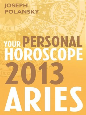 cover image of Aries 2013