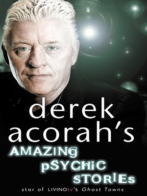 cover image of Derek Acorah's Amazing Psychic Stories