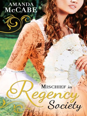 cover image of Mischief in Regency Society