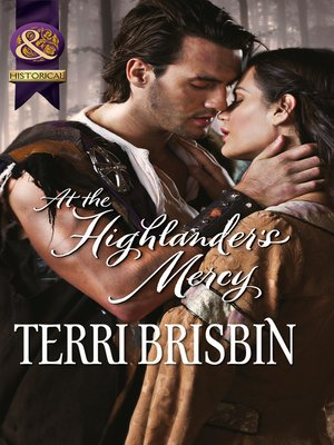 cover image of At the Highlander's Mercy