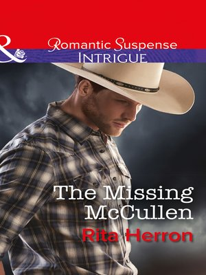 cover image of The Missing Mccullen