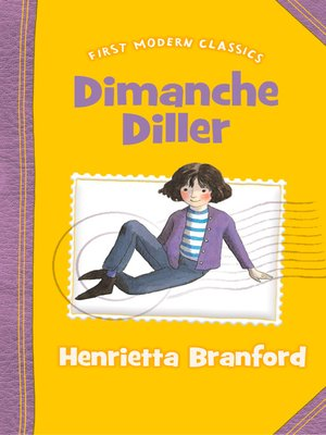 cover image of Dimanche Diller