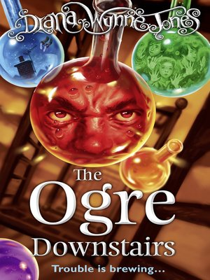 cover image of The Ogre Downstairs