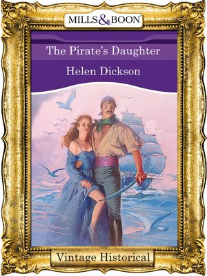 cover image of The Pirate's Daughter