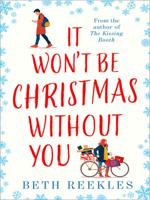 cover image of It Won't be Christmas Without You