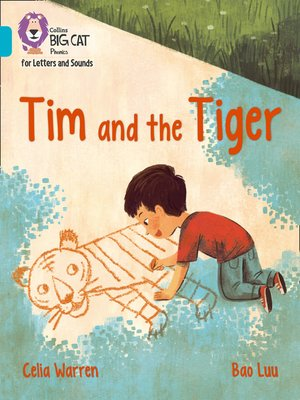 cover image of Collins Big Cat Phonics for Letters and Sounds – Tim and the Tiger