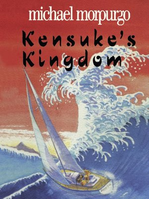cover image of Kensuke's Kingdom