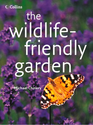 cover image of The Wildlife-friendly Garden