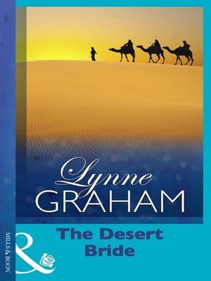 cover image of The Desert Bride