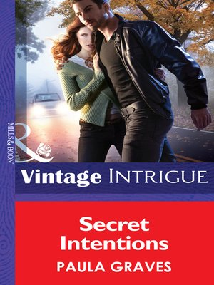 cover image of Secret Intentions