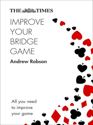 cover image of The Times Improve Your Bridge Game