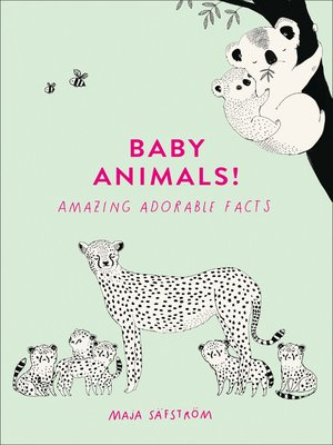 cover image of Baby Animals!