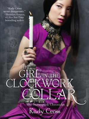 cover image of The Girl in the Clockwork Collar