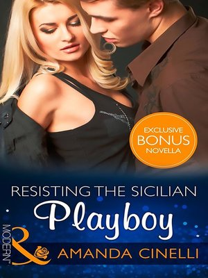 cover image of Resisting the Sicilian Playboy