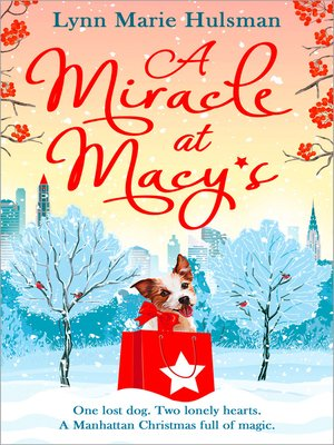 cover image of A Miracle at Macy's