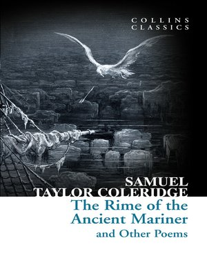 cover image of The Rime of the Ancient Mariner and Other Poems