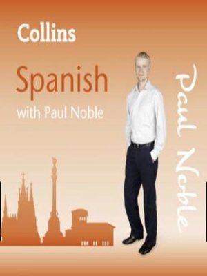 cover image of Collins Spanish with Paul Noble