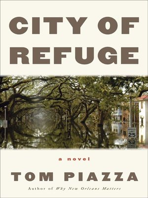 cover image of City of Refuge