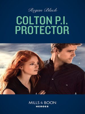 cover image of Colton P.i. Protector