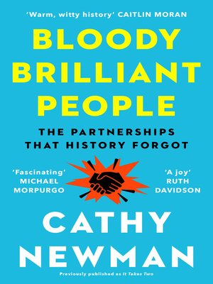 cover image of Bloody Brilliant People