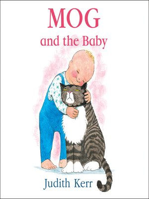 cover image of Mog and the Baby