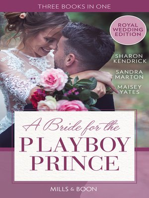 cover image of A Bride For the Playboy Prince