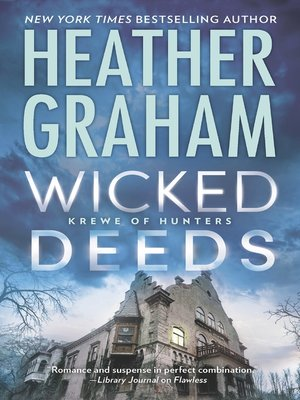 cover image of Wicked Deeds