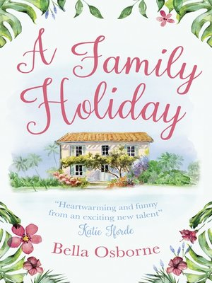 cover image of A Family Holiday