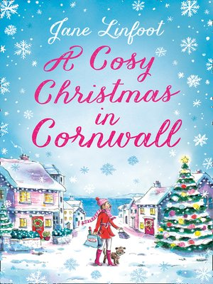 cover image of A Cosy Christmas in Cornwall