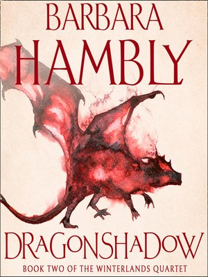 cover image of Dragonshadow (Winterlands, Book 2)
