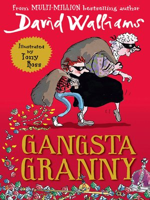 cover image of Gangsta Granny