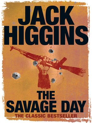 cover image of The Savage Day