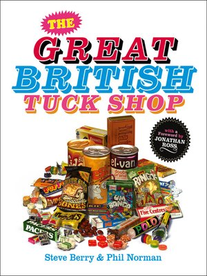 cover image of The Great British Tuck Shop
