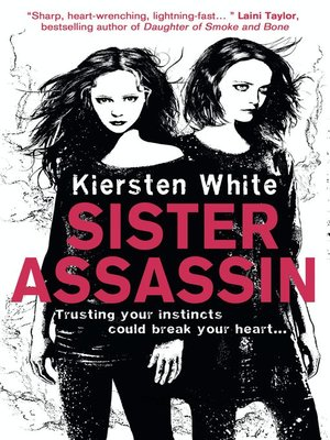 cover image of Sister Assassin