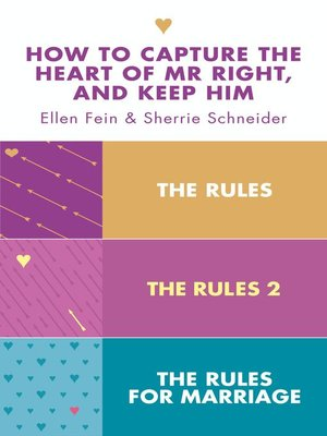 cover image of The Rules 3-in-1 Collection