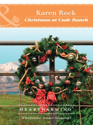 cover image of Christmas At Cade Ranch