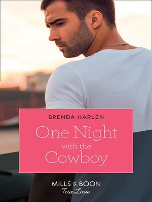cover image of One Night With the Cowboy