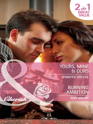 cover image of Yours, Mine & Ours / Burning Ambition