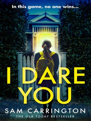 cover image of I Dare You