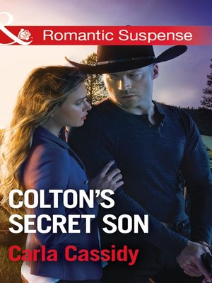 cover image of Colton's Secret Son