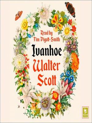 cover image of Ivanhoe (Argo Classics)