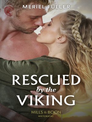 cover image of Rescued by the Viking