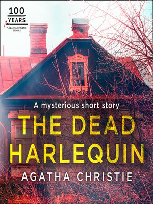 cover image of The Dead Harlequin