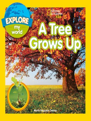 cover image of A Tree Grows Up