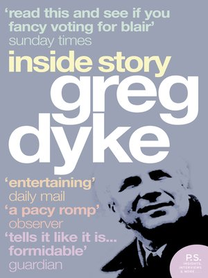 cover image of Greg Dyke