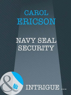 cover image of Navy SEAL Security
