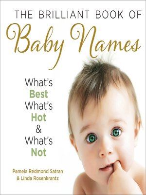 cover image of The Brilliant Book of Baby Names