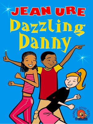 cover image of Dazzling Danny