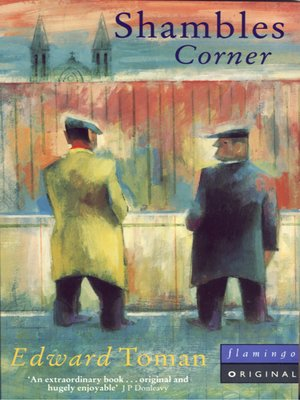 cover image of Shambles Corner